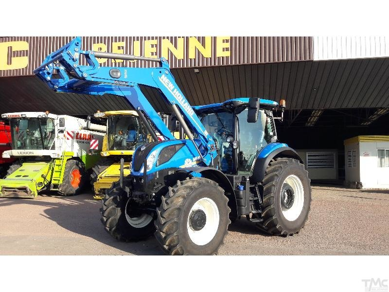 Tractor NEW-HOLLAND T7.165 S