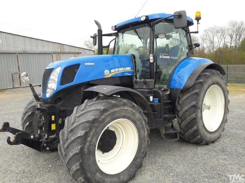 Tractor NEW-HOLLAND T7.220